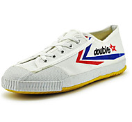 White Breathability Oxford Running Shoes for Unisex