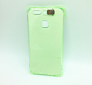 Transparent TPU Material and Led Mobile Phone Protective Sleeve for HUAWEI M7/M8/5X/MATES/P9