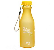 Frosted Plastic Water Bottle / Travel Mugs(Random Color)