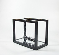 The new table with mirror balls Newton's Cradle gifts Decoration