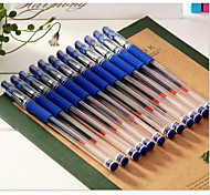 T2131-3 Office Gel Pen Korean Version of The Classic Business Model Student Test Pen