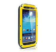 любовь мэй водонепроницаемый ударопрочный алюминиевый горилл металлический корпус для Samsung Galaxy S4 i9500