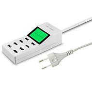 Стандарт Австралии Телефон USB-зарядное устройство Несколько портов cm Магазины 8 USB порта 2,1A 2A 1A 0.5A AC 100V-240V