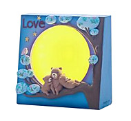Creative Cartoon Bear Moonlight Led Night Light