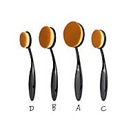 4.0Contour Brush / Set di pennelli / Pennello per cipria / Pennello per correttore / Pennello per polveri / Pennello da fondotinta /
