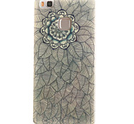 Mandala Painting Pattern TPU Soft Case for Huawei Ascend P9 Lite P9Mini/ P8 Lite P8Mini