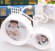 Personalized Cycling 6-inch and 3 Inch Stickers Photo Frame