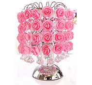 Christmas Rose Valentine Gift Ideas Home Accessories Decorative Touch Sensing Fragrance Lamp