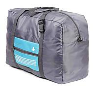 \ Nova explosão, de grande capacidade, bagagem, nylon dobrável saco de armazenamento bolsa de viagem à prova de água