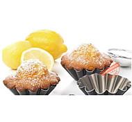 nous nouveau milieu tartes aux œufs en forme de fleur moule à cake de la lampe de plaque tarte fruits à tarte de marguerite de qualité
