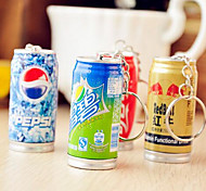 Port Liter Wanglaoji New Stationery Cola Drinks Retractable Ballpoint Pen Cans