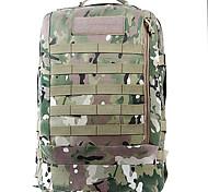 10 L mochila Multifuncional Verde Militar Nailom
