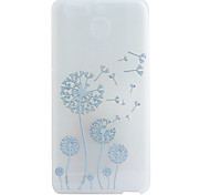 Dandelion Pattern Frosted TPU Material Phone Case for Huawei Ascend P9 Lite/P9/P8 Lite/P8
