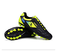 ailema Men's Football Sneakers Spring Cushioning / Wearproof / Breathable Shoes Yellow / Green / Red / Black 31-44