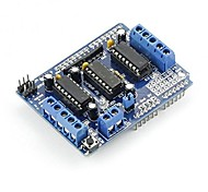L293D приводной двигатель щит для Arduino Duemilanove мега уно r3 Avr Atmel