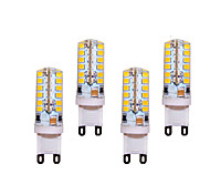 5W G9 2-pins LED-lampen T 48 SMD 2835 400 lm Warm wit / Koel wit Decoratief AC 220-240 V 4 stuks