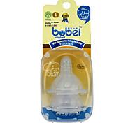 Mamilo silica Gel For alimentando talheres todas as Idades bebê