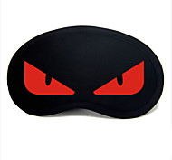 Travel Sleeping Eye Mask Type 0038 Red Devil Eyes