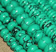 DIY Jewelry 5mmx8mm 79pcs Green Charm for Bracelet