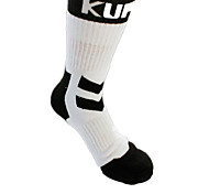 Skiing Socks Black&white