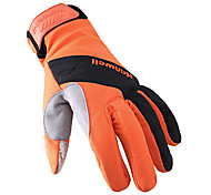 Winter Gloves Unisex Keep Warm Ski & Snowboard /  Green / Black / Dark Pink / Purple / Orange Canvas Free Size-Others