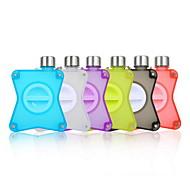 forma de estrela copo de moda portátil de plástico criativo dom copos acessíveis