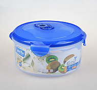 YOOYEE Brand BPA Free Airtight Stackable Cookie Storage Box with Lid