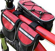 BATFOX® Bike BagBike Handlebar Bag / Bike Frame Bag Wearable / Multifunctional / Breathable Bicycle Bag Polyester / PVC Cycle Bag