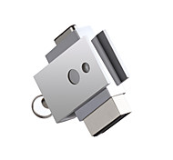 Waterproof Type-C USB 3.0 Flash Drive 16GB Flash Memory Disk for Type C MacBook Air, Smartphone&Tablet  64GB/32GB/16GB