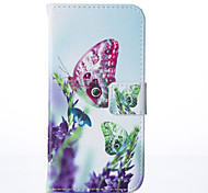 for Samsung Galaxy A3 A5 2017 Butterfly Leather Wallet for Samsung Galaxy A3 A5 A7 2016 2017