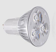 3 GU5.3(MR16) Focos LED MR16 3 SMD 250LM lm Blanco Fresco Decorativa AC 100-240 V 1 pieza