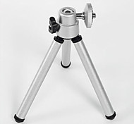 Enze mini bracket table tripod high quality metal section aluminum pipe tripod head