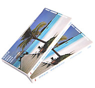 Landscape Maldives Hd Audio Postcard 90 Pcs/Box