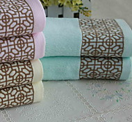 Pure Cotton Short Jacquard Commodities With Thick Towel