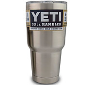 Yeti Rambler Tumbler Stainless Steel 30 oz
