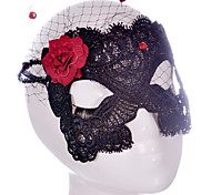 MOGE European And American Fashion Sexy Lace Mask