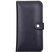 Leather Business General Wallet  Phone Holster for iPhone 6 6S  6 Plus 6S Plus