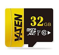 YISEN 32GB TF cartão Micro SD cartão de memória UHS-I U1 class10