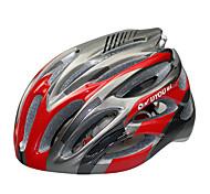 Универсальные Велоспорт шлем 28 Вентиляционные клапаны Велоспорт Велосипедный спорт Роликобежный спорт Стандартный размер