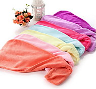 Microfiber Towel Dry Hair Cap Thicker Super Absorbent Quick-drying Shower Cap