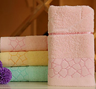 Made Of Pure Cotton Plain Water Cube Towels