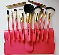 10Pcs Make-Up Brush Tool Kit