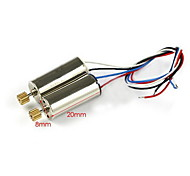 JJRC H8C DFD F183 Engines/Motors RC Quadcopters Silver Metal 1 PC