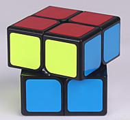 / Cubos Mágicos 2*2*2 / Cube velocidade lisa Arco-Íris Plástico Brinquedos
