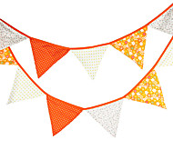 Birthday Party Accessories-1Piece/Set Costume Accessories Tag Cotton Classic Theme Other Non-personalised Orange