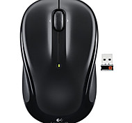 Logitech® Original Mouse M325 Wireless Mouse for Web Scrolling - Black