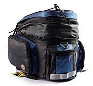 B-Soul® Fahrradtasche 20-35LLFahrrad-Sattel-Beutel / Fahrrad Kofferraum Tasche/FahrradtascheEingebaute Kesseltasche / tragbar /