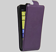 Solid Color Pattern Horse Grain PU Leathe with Card Holders Case for Nokia Lumia 630/535 (Assorted Colors)