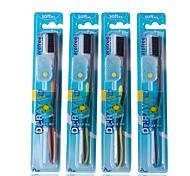 Super Soft  Toothbrushes,Adult by Medline Four Preferential