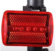 Luci bici LED - Ciclismo Facile da portare AAA 50 Lumens Batteria Ciclismo